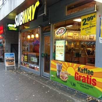 Subway - CLOSED - 11 Reviews - Sandwiches - Gorkistr. 11-21 ...