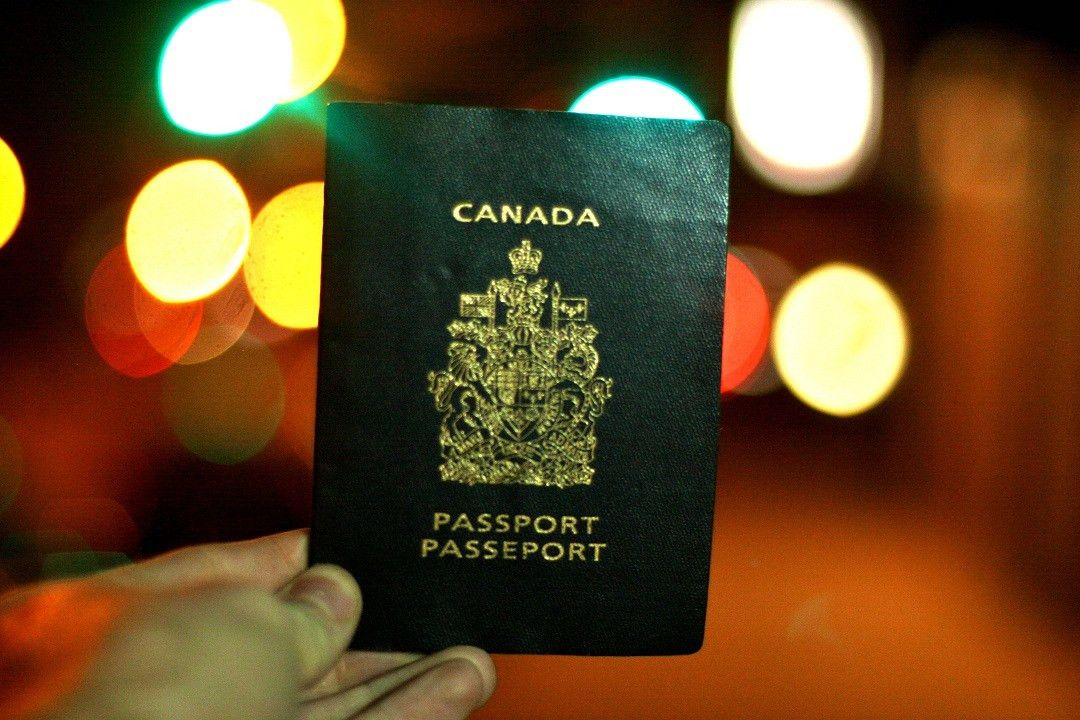 How To Get An Emergency Canadian Passport - Money We Have