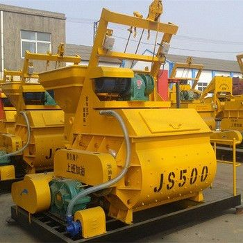 Hopper Feeding Batch Concrete Mixer Best Concrete Mixer Price ...