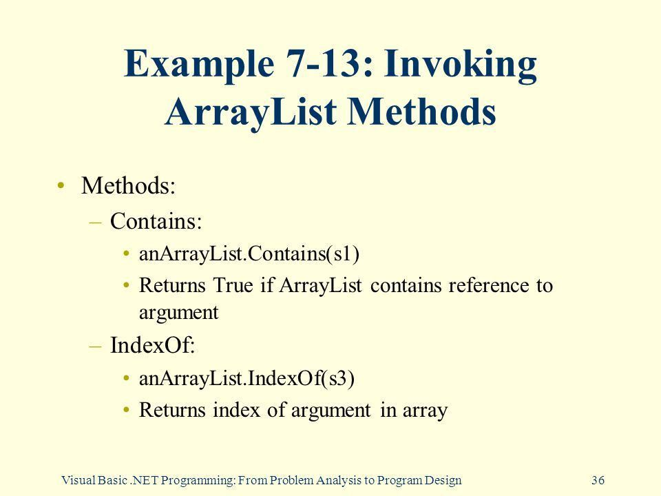 Chapter 7: Working with Arrays - ppt download