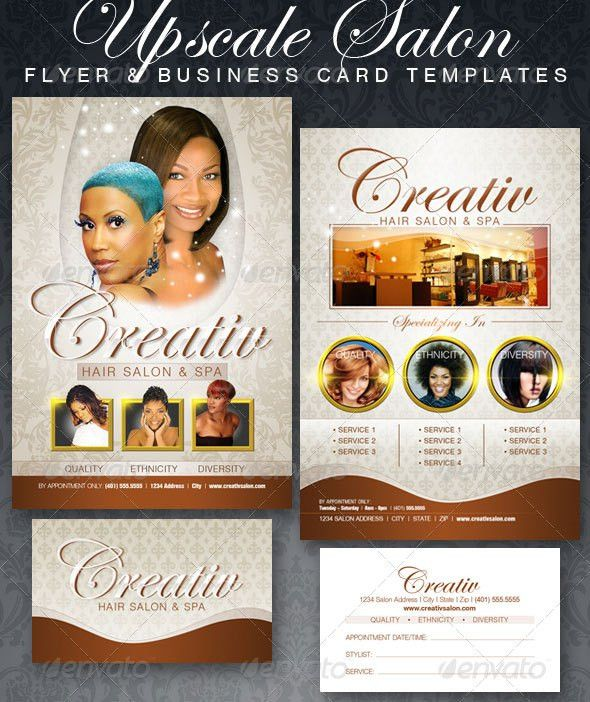 26 Awesome Flyer Templates For Business | Wakaboom