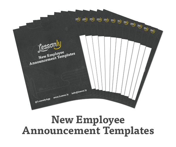 buy welcome new employee announcement sample print posters on. b1 ...