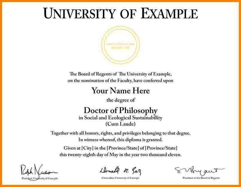 6+ university graduation certificate template | sample of invoice