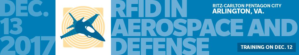 See Who's Coming | RFID in Aerospace and Defense 2017 | RFID ...