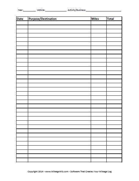 Keep track of payments received by a business with this printable ...