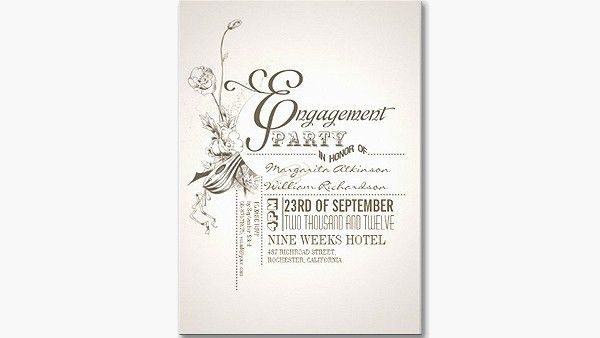 ENGAGEMENT | Wedding Invitations by Jinaiji