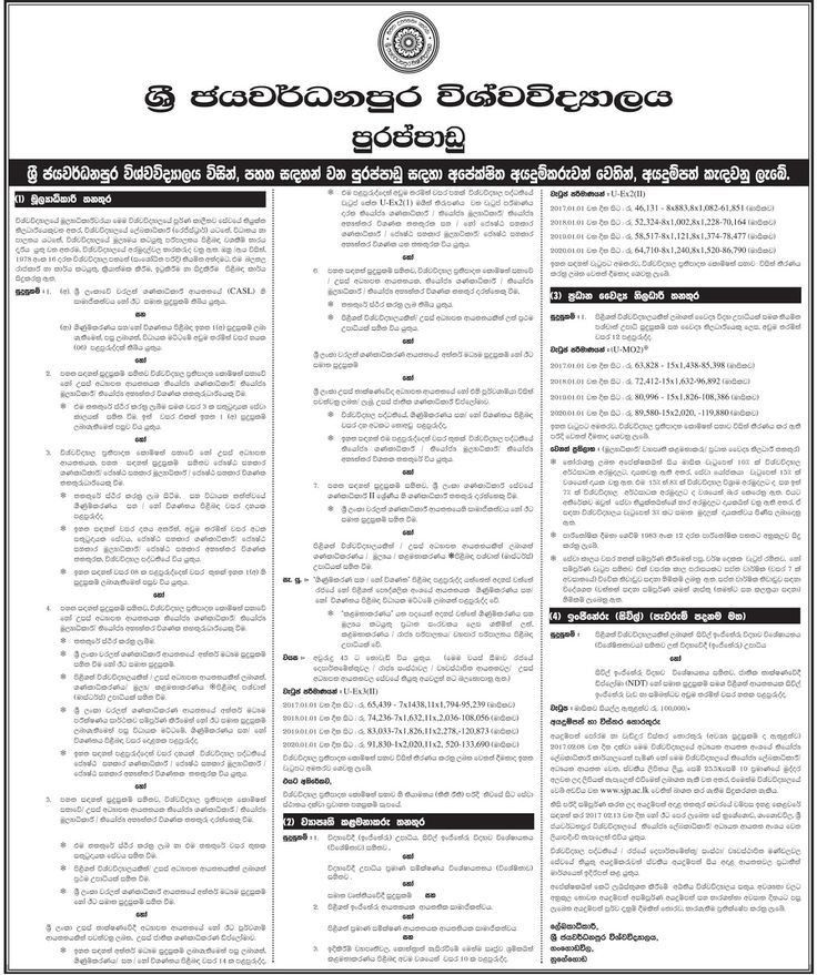 415 best Government Jobs & Vacancies in Sri Lanka images on ...