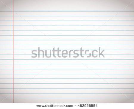 Loose Leaf Paper Background | Job.billybullock.us