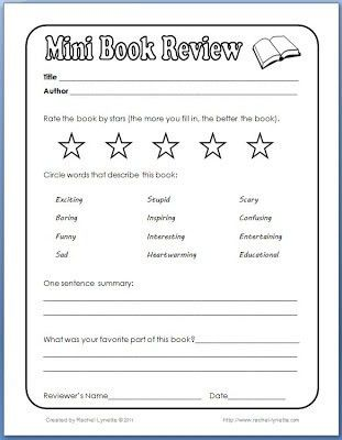 Best 10+ Book review template ideas on Pinterest | Book reviews ...