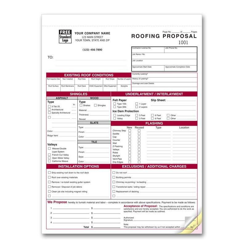 Roofing Invoice Template | invoice example