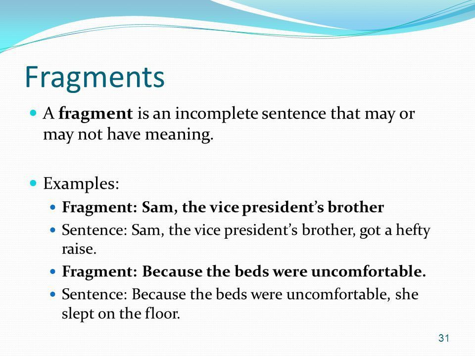 Chapter 4 Basics of English Grammar - ppt video online download