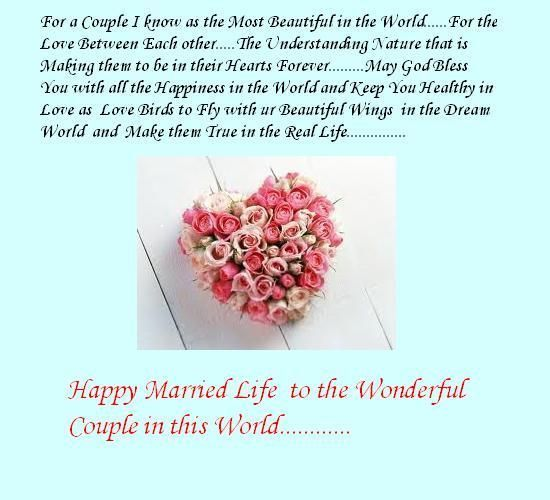 Happy Anniversary Wishes | Happy Anniversary... Free To a Couple ...