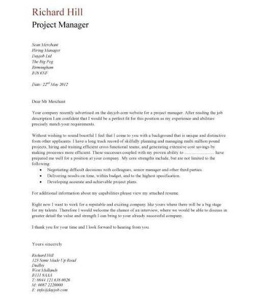 Luxury Inspiration Examples Of Cover Letter 13 Letter Examples ...