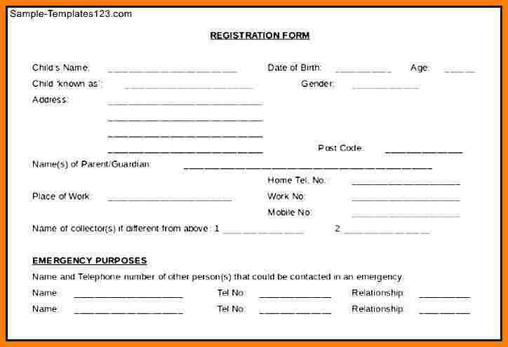 14+ free printable child medical consent form | letter format for