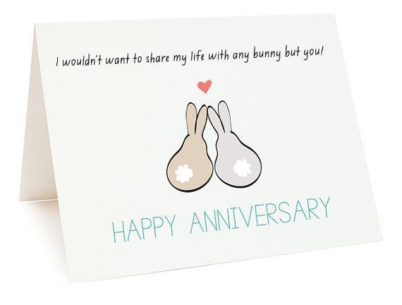 Best 25+ Printable anniversary cards ideas only on Pinterest ...