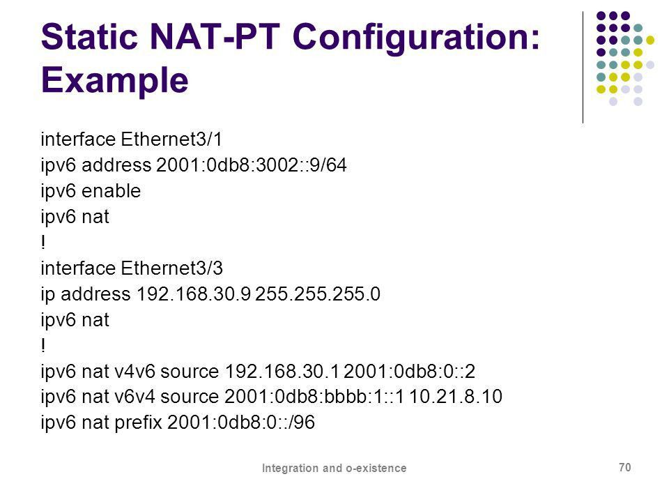 IPv6 Using IPv6 and IPv4 Integration and Co-existence. - ppt download