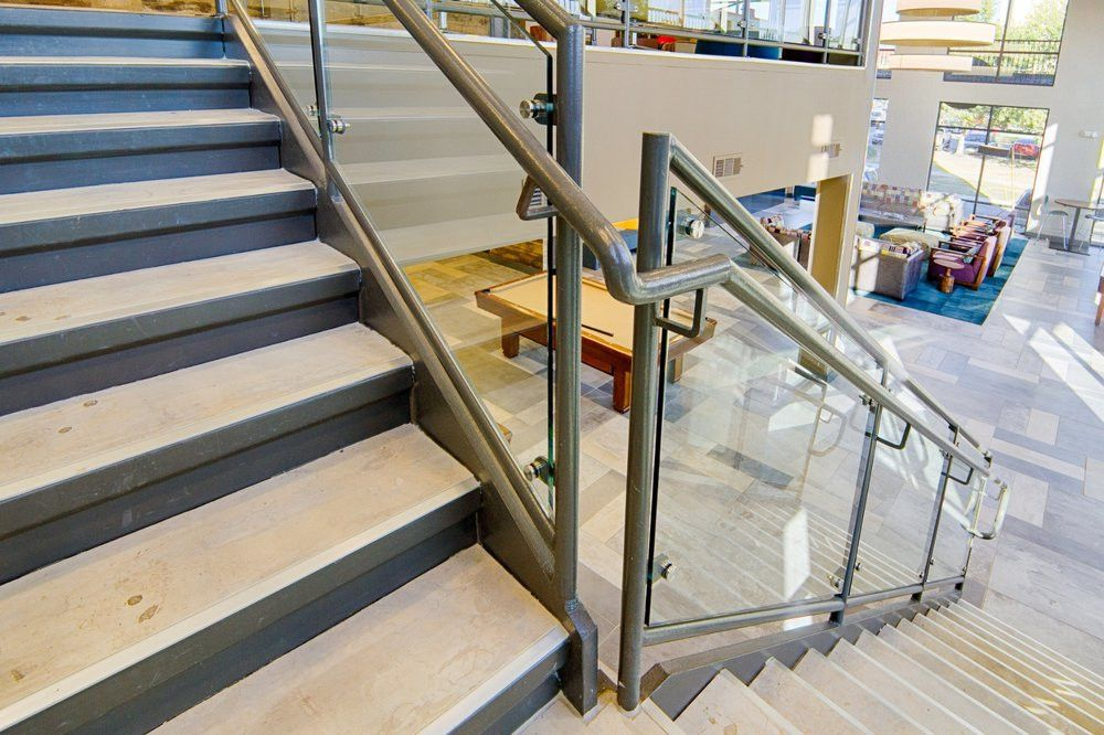 Handrail Glass — Cambridge Architectural Sales