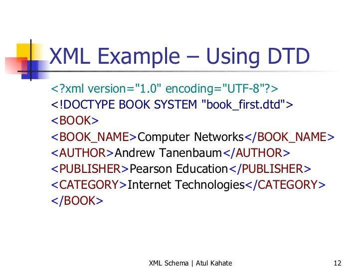 3 xml namespaces and xml schema