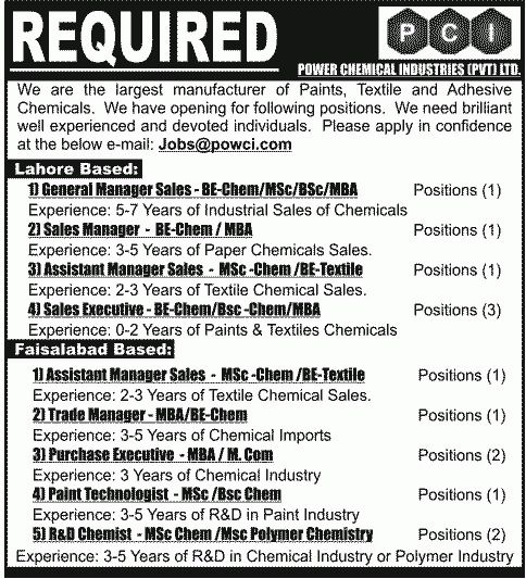 Sales Executive Archives - Jhang Jobs