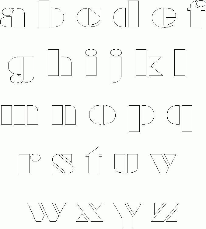 6+ block letter template | Marital Settlements Information
