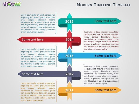 Best 25+ Powerpoint timeline slide ideas on Pinterest | Ppt ...