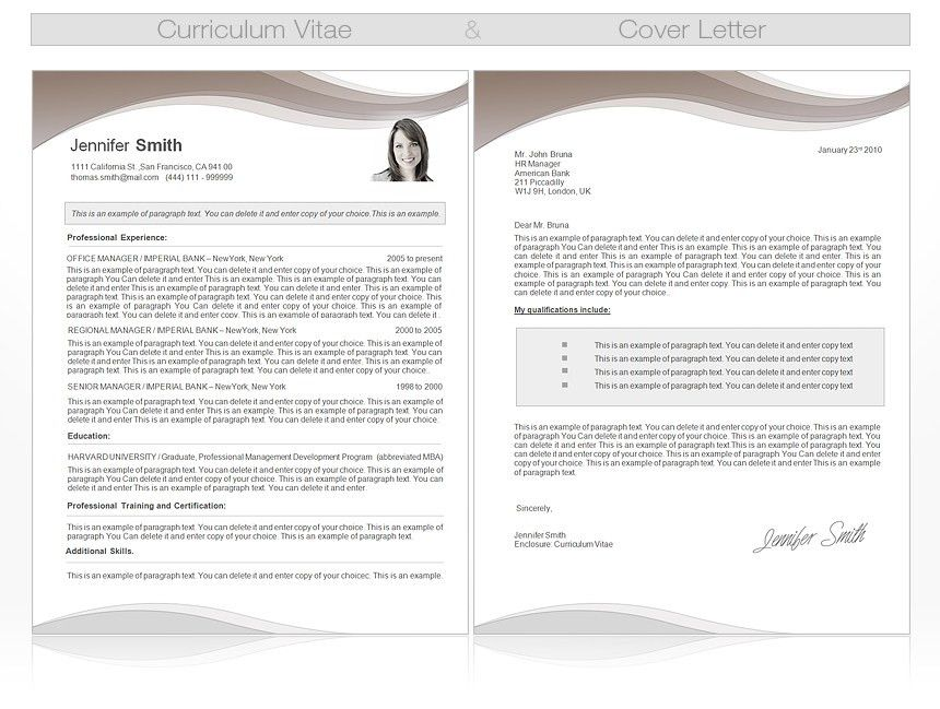 download word resume template cv template pdf format the cv ...