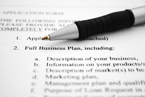 Free Online Backup Service Business Plan Template