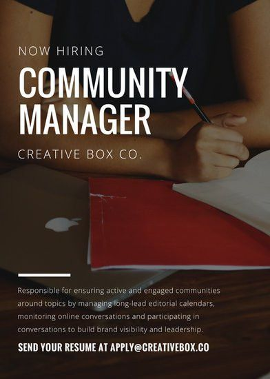Job Vacancy Announcement Templates - Canva