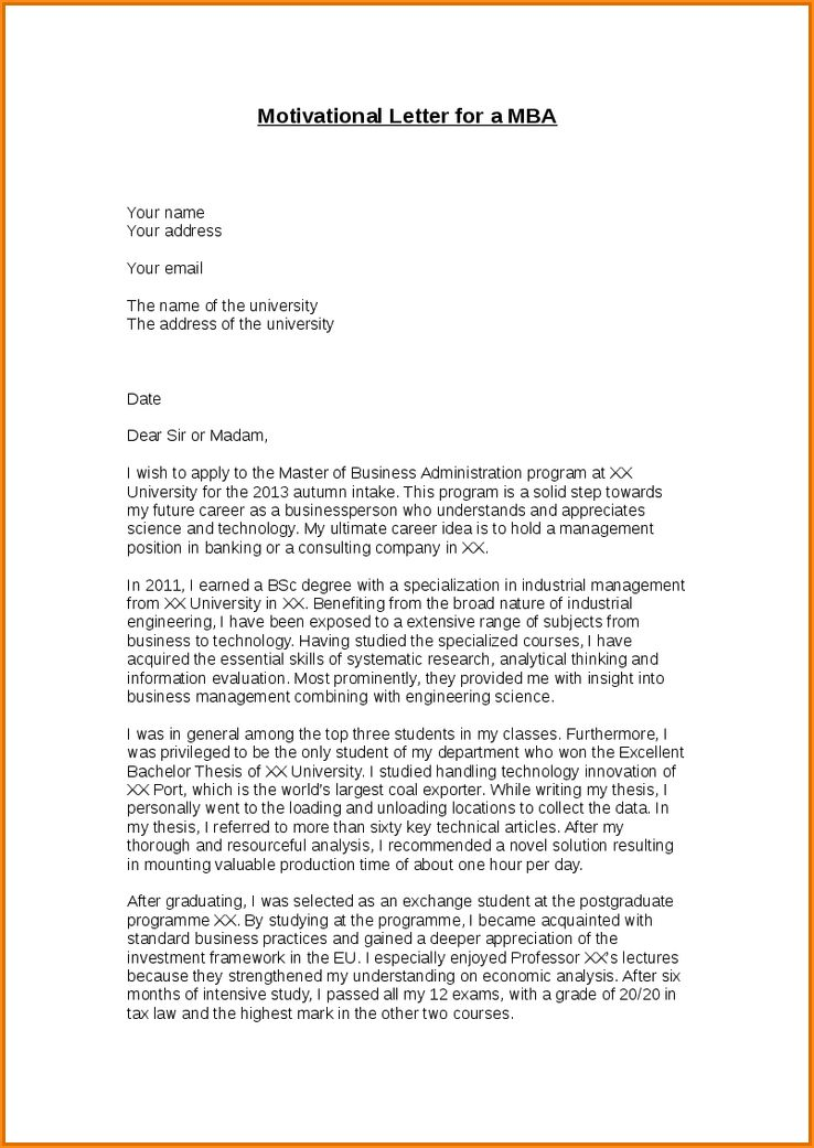 4+ formal letter applying for a bursary - Basic Job Appication Letter