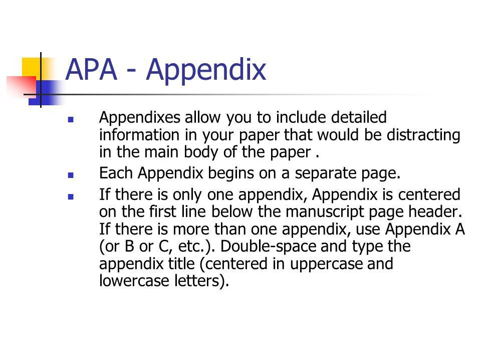 APA Style By Susan J. Breakenridge - ppt video online download