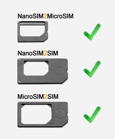 DIY nano-SIM mod using tools from your desk | ZDNet