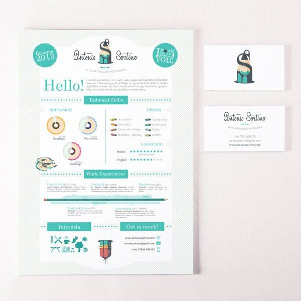 majestic looking resume for graphic designer 10 25 examples of ...