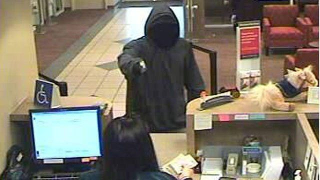 Search underway for Wells Fargo robbery suspect - NBC29 WVIR ...