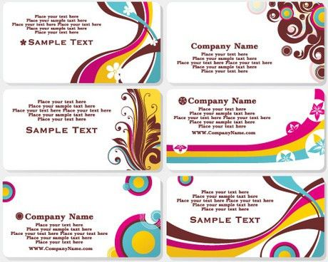 Fashion design business card free vector download (25,897 Free ...