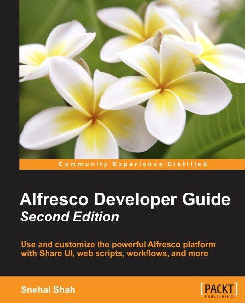 The Alfresco Platform | PACKT Books