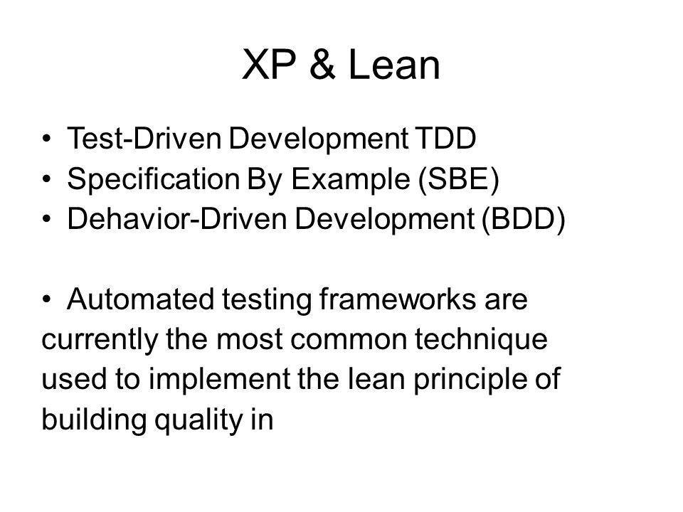 Lean Software Development (Can Çetin) - ppt download