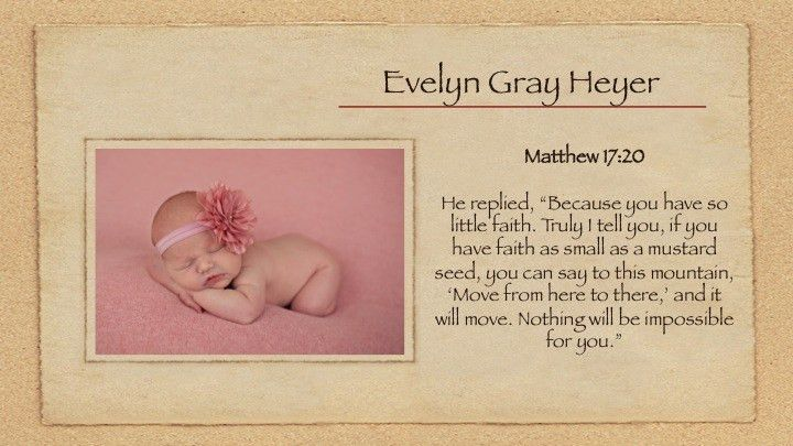 Child Dedication | 12Stone Resources | 12Stone Resources
