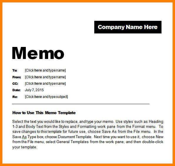 8+ professional memorandum sample | resume language