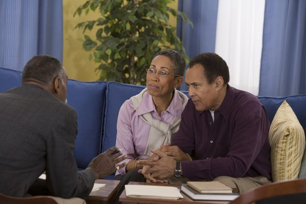 How to Be a Caseworker Counselor - Woman