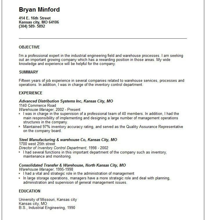 download objective summary for resume haadyaooverbayresortcom