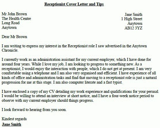 how to write a cover letter uk