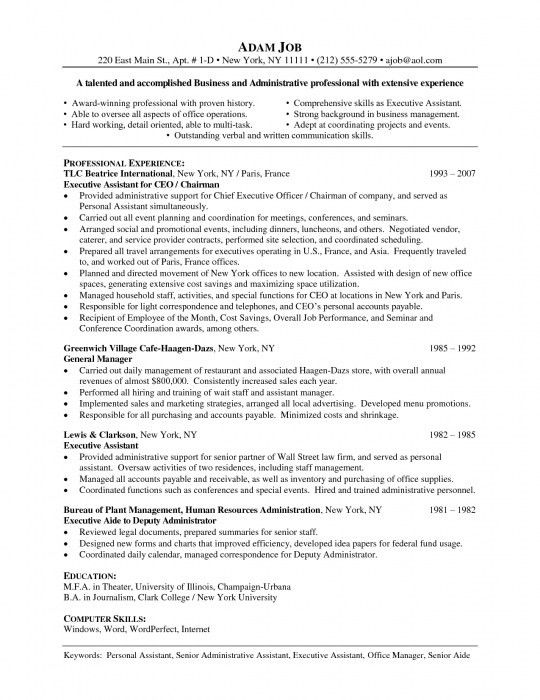 engineering resume objective process operator resume college ...