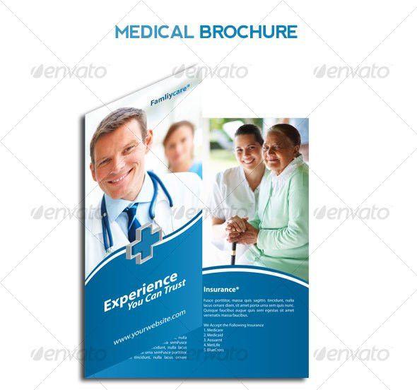 14 Creative 3 Fold Photoshop/Indesign Brochure Templates | Web ...