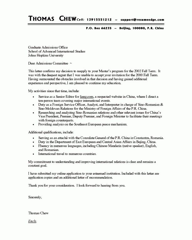 Writing Cover Letter For Resume | haadyaooverbayresort.com