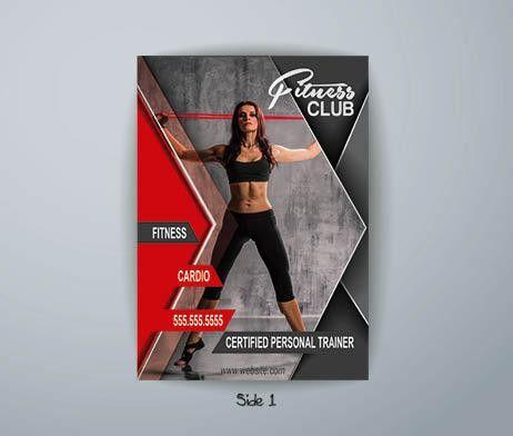 Zumba Dance Flyer Template | FlyerForU.com