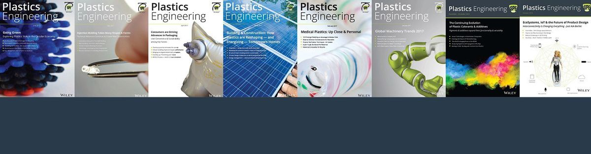 Plastics Engineering - Society of Plastics Engineers