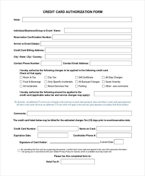 Sample Authorization Forms - 16+ Free Documents in Word, PDF