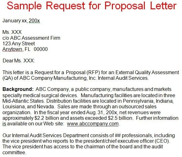 Buhl Planetarium Rfp Documents Within Cover Letter For Proposal ...