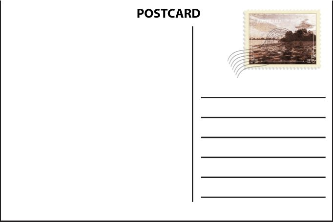 Postcard Template and Tutorials – Engaging Classroom