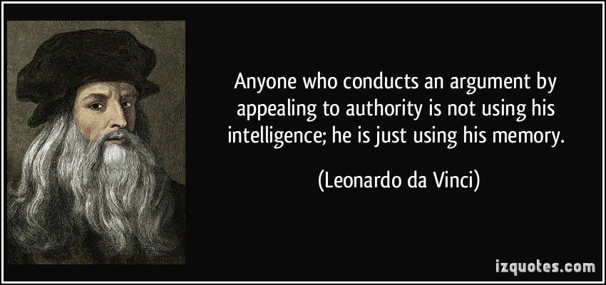 Authority and Ad Hominem | Kristen's Blog